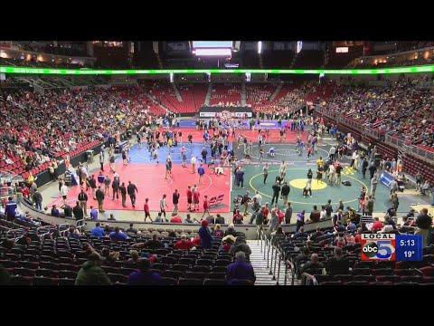 State Wrestling Begins