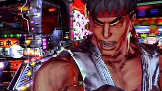 PC Longplay [1025] Street Fighter X Tekken