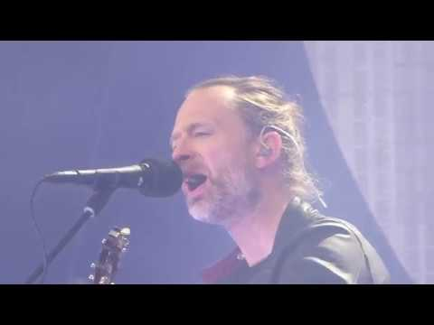 Radiohead Let Down Live Emirates Old Trafford Manchester England July 4 2017