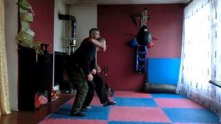 Сложные уроки кунг-фу 6 Чхарёк направление Орла и змеи