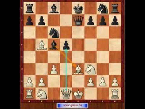 Eröffnungskatastrophen 14. Sizilianische Verteidigung. Alapin-Variante 1.e4 c5 2.c3