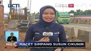 Akibat Pembangunan Proyek Infrastruktur, Kepadatan Terjadi di Simpang Susun Cikunir - SIS 21/11