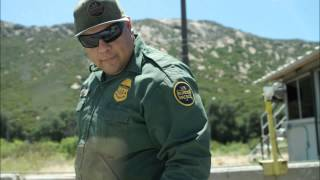 Checkpoint No Consent, Right to Remain Silent, Narrated Photos, Border Patrol, Pine Valley, CA