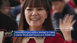 Gambar cover Apple Pangkas Harga Iphone di China