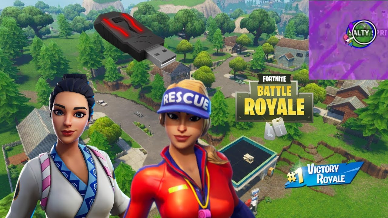We Got the Best Circle Ever, Xim Apex gameplay Fortnite Battle Royale