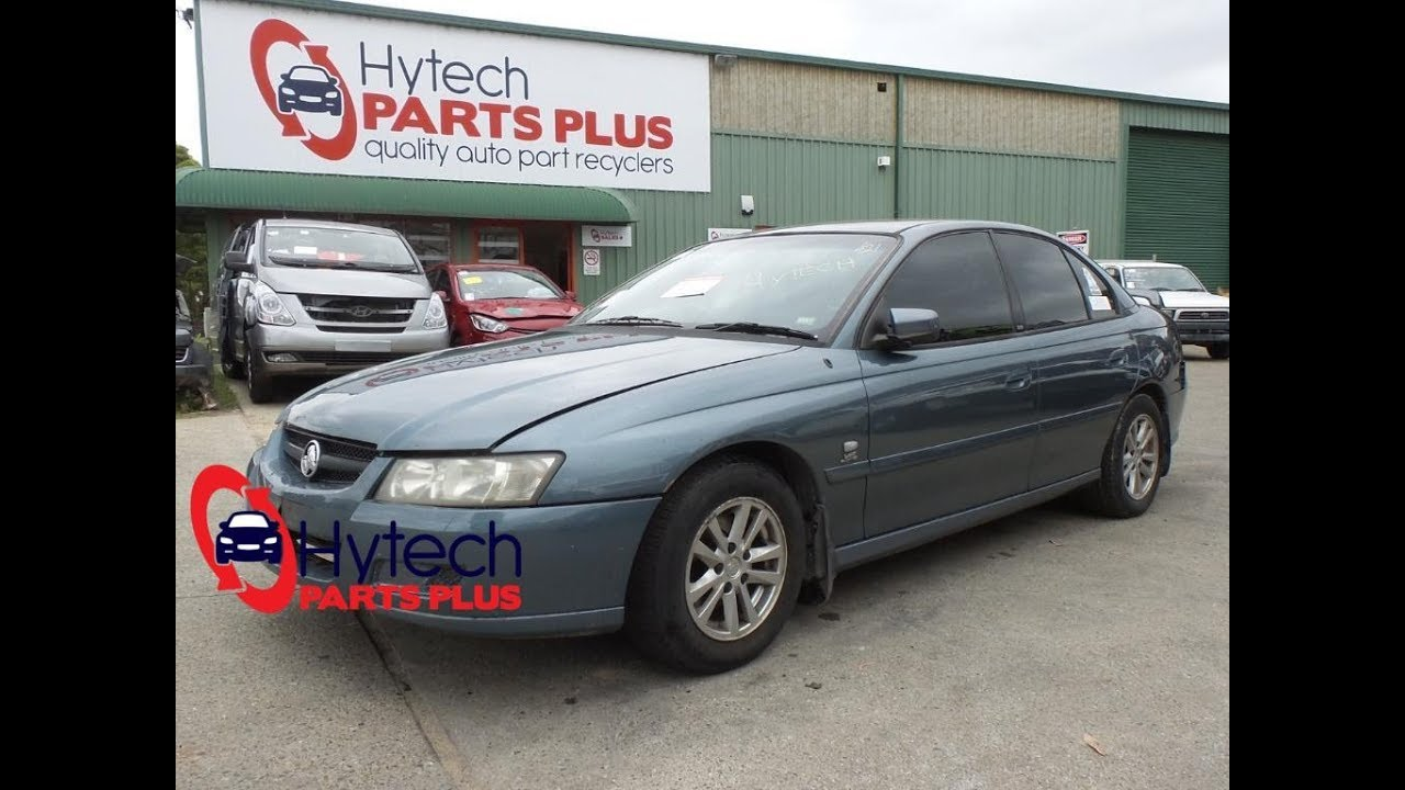 New Arrival - Holden Commodore VZ 2004 - Parts For Sale