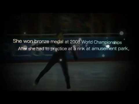 The Figure skater Yuna Kim's Story