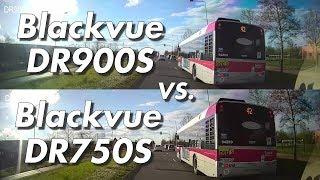 Blackvue DR900S 4K UHD vs DR750S 1080p Day & Night Dashcam