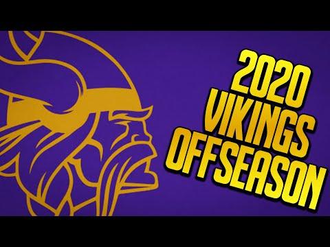 2020 Minnesota Vikings Offseason | Free Agency + Draft