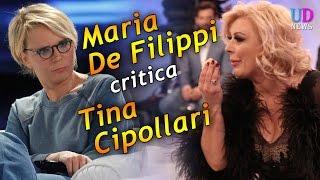 Uomini e Donne: Maria De Filippi parla di Tina Cipollari