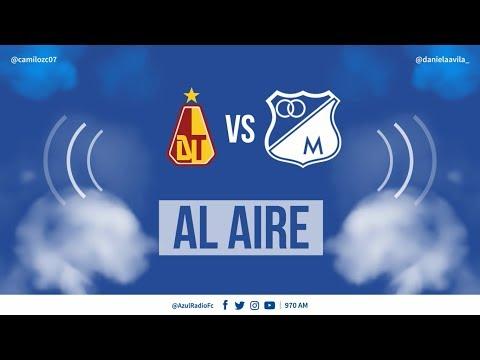 D. Tolima VS. Millonarios, fecha 17, Liga Águila 2018 - 1