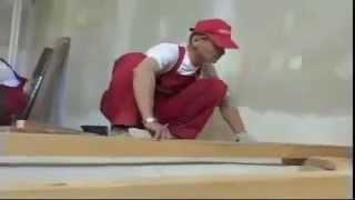 Деревянный пол на лагах.avi(Строительный портал http://donosvita.org представляет видео о том как правильно сделать деревянный пол на лагах., 2012-03-24T11:35:44.000Z)