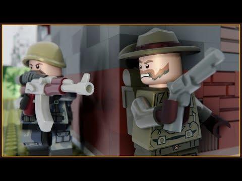 LEGO MODERN WARFARE - Captain Price