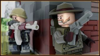 LEGO MODERN WARFARE - Captain Price
