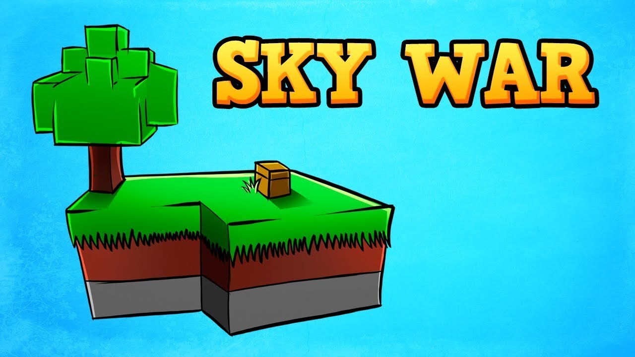Humilhando no Sky Wars #1 CraftCube Games - YouTube
