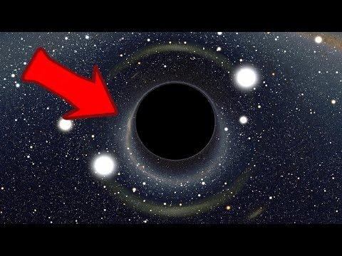 ماذا يوجد داخل الثقب الاسود