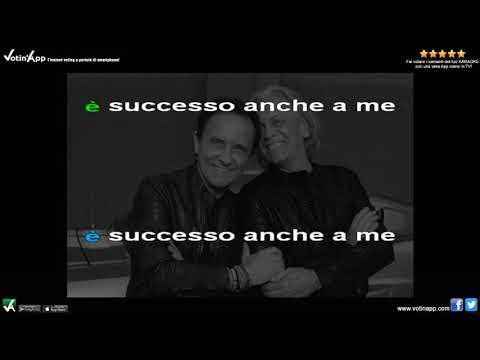 Roby Facchinetti e Riccardo Fogli -  Il segreto del tempo (Karaoke HQ con cori)