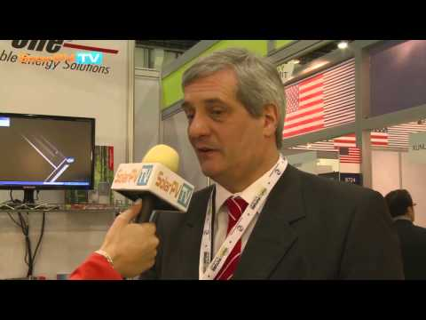 Power-One's Averaldo Farri Discusses the Future of Solar Power in the Middle East