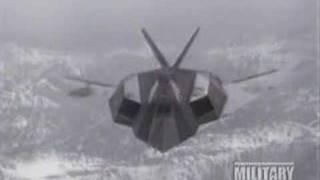 F-117 Nighthawk Stealth Strike Aircraft