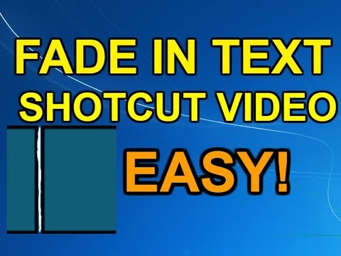 shotcut how to add text
