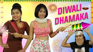 DIWALI DHAMAKA - Behan vs Behan | ShrutiArjunAnand