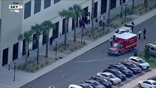 1 killed, 2 injured in shooting outside Amazon warehouse in Jacksonville