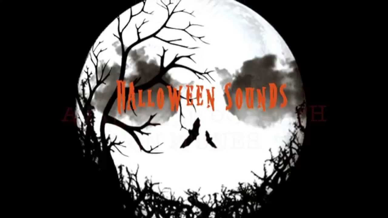Halloween Sounds and Background Music: Someone's in the ...