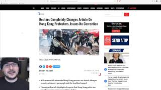 """American Press Is COVERING For Communist China, All The Left Says Is """"Orange Man Bad,"""" We're Doomed"""