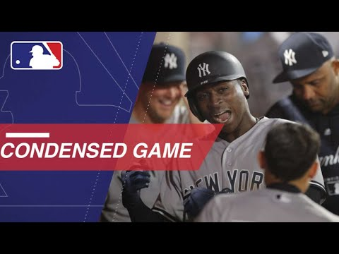 Condensed Game: NYY@LAA - 4/27/18