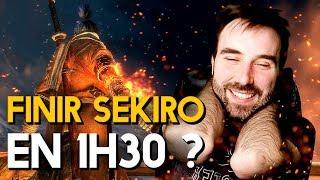 FINIR SEKIRO EN 1H30 ? | SEKIRO SPEEDRUN #1