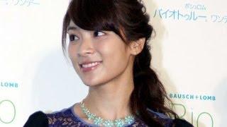 エンタメニュースを毎日掲載!「MAiDiGiTV」登録はこちら↓ http://www.youtube.com/maidigitv 元AKB48で女優の秋元才加さんが3月31日、東京都内で行われた...