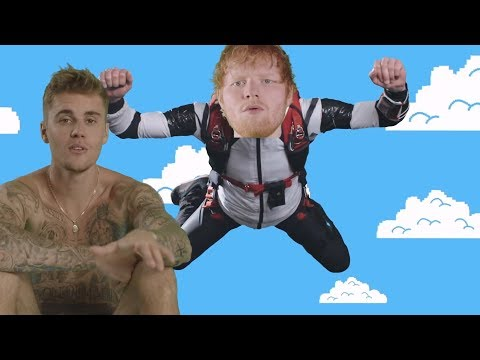 ed-sheeran-&-justin-bieber-i-don't-care-official-video-(-but-in-reverse-)