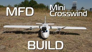 MFD Mini Crosswind build with MFD guts!