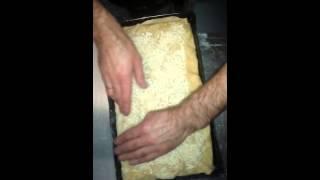 """Приготовление хачапури """"ачма"""" от джарджи звиадаури"""