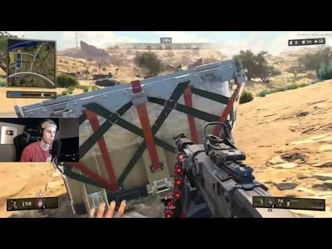 Crazy Close 18 Frag Solo Victory! (Call Of Duty Blackout Beta Gameplay)