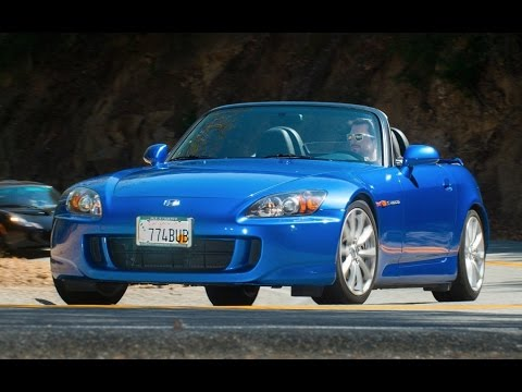 Stock 'AP2' Honda S2000 - One Take