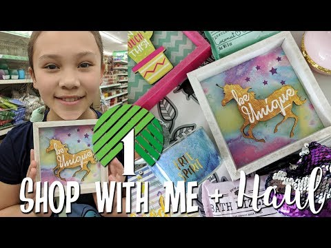 Dollar Tree Shop With Me+ Birthday Gift Bag Ideas Haul! Spring 2018