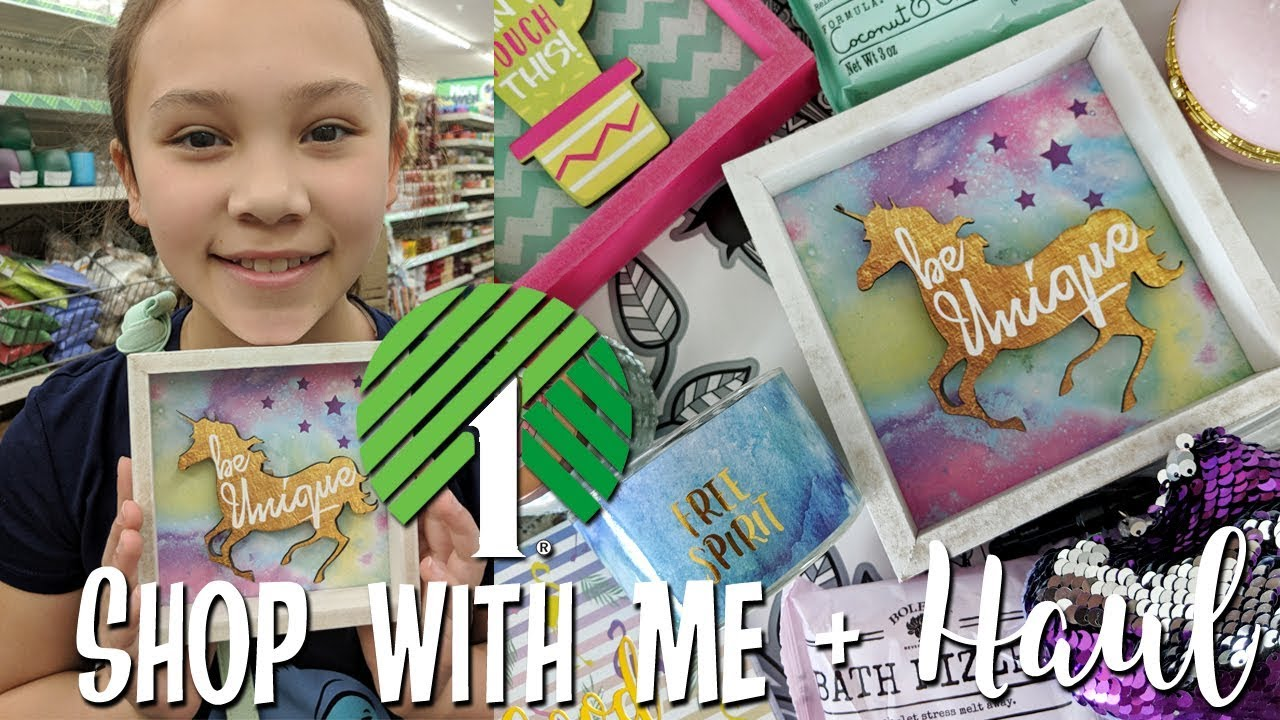 Dollar Tree Shop With Me Birthday Gift Bag Ideas Haul Spring 2018