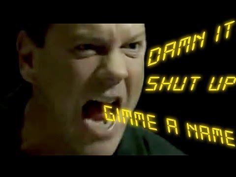 Jack Bauer Chloe Meme '24' Jack Bauer : NON ...