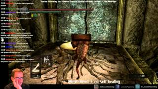 Dark Souls Mimic Head/No Heal Challenge Run