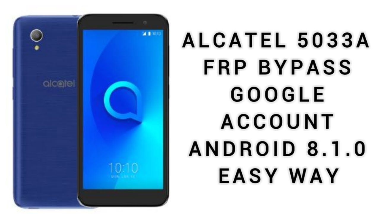 Alcatel A571vl Root
