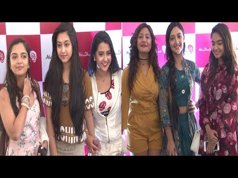 Press Meet Of Abu Dhabi Week At Mmrda Ground | Celebrities At Abu Dabhi Week | Bollywood Events