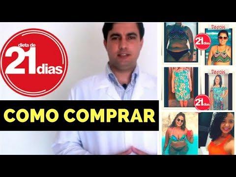 DIETA DE 21 DIAS COMO COMPRAR | VALOR PROMOCIONAL
