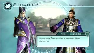 Dynasty Warriors 6: Empires - The Three Kingdoms | Part 1