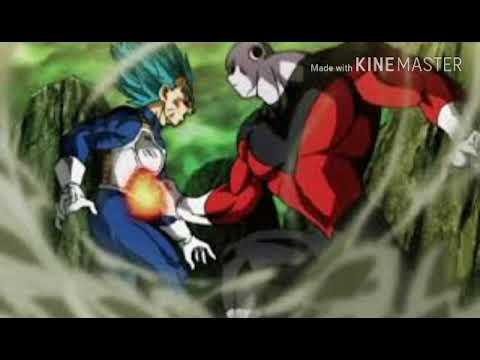 Jiren's tremendous power xd