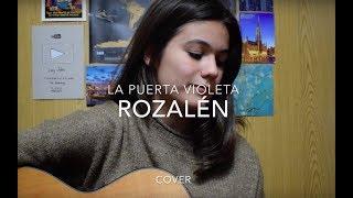 La Puerta Violeta // Rozalén (Cover)