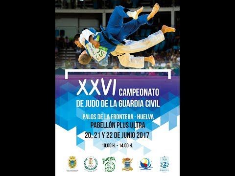 TATAMI 1 - 26º CAMPEONATO DE JUDO DE LA GUARDIA CIVIL