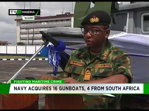 Navy Acquires 16 Gunboats, 4 From South Africa