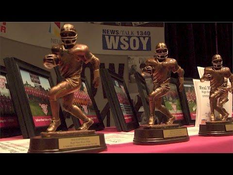 Real Men Wear Pink High School Football Awards