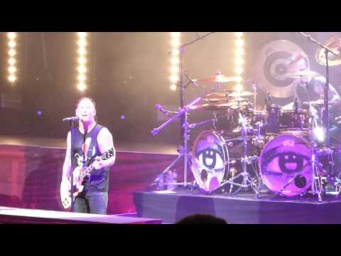 Stone Sour , Through Glass , Chester dedication , LIVE , Xfinity Center  , Mansfield MA 7/20/17